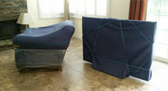 San Juan Capistrano moving company offering full service package with professional packing and crating.