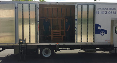 Orange County movers with long distance express service to San Fracisco and the Bay Area.