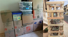 Professional packing and crating services from a full service Orange County moving company